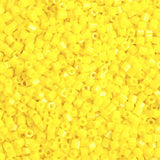 Image of 66029356 - 10/0 2-CUT Beads Yellow