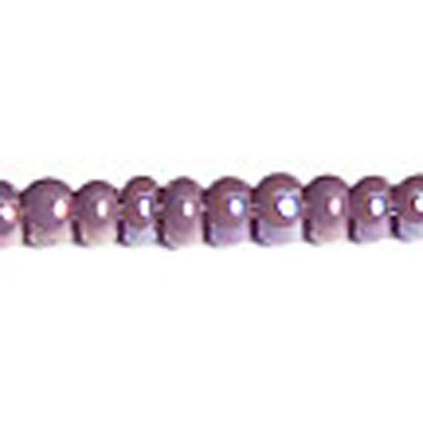 Image of 65002310 - 10/0 Opaque Mauve Czech Seedbeads 40 grams