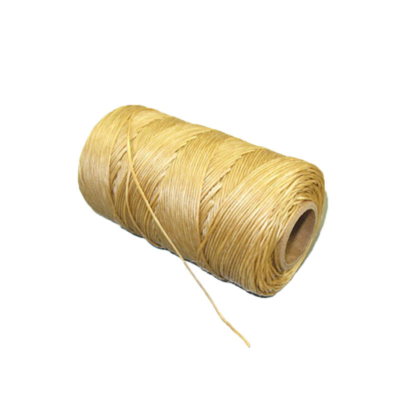 7 Ply Round Poly Sinew Natural