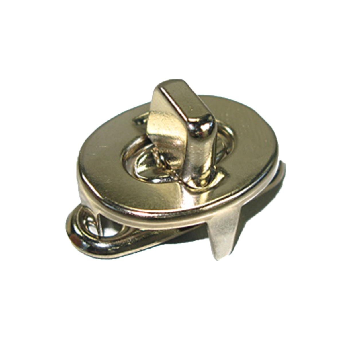 Oval Turnlock Case Clasp