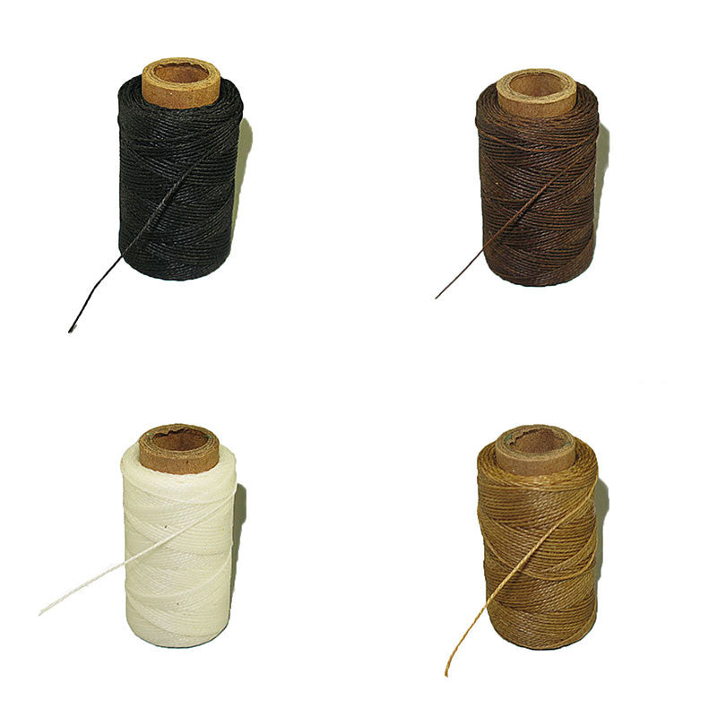 Sewing Awl Thread - 4 Colors - 1 Ounce Spools