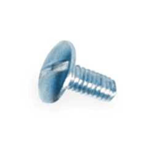 "Concho Screws 3/8"" Nickel Plated 10/Pk  1295-00"
