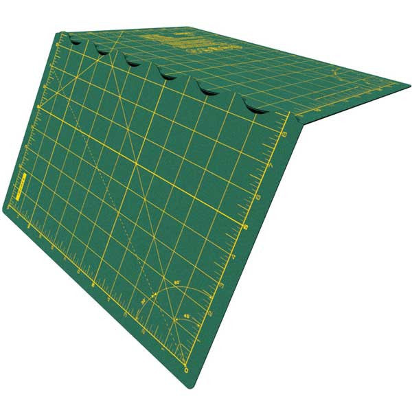 "Image of FCM-12x17 - 12"" X 17"" Folding Cutting Mat Olfa"