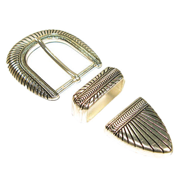 "Sedona Southwestern Buckle Set - 1 1/2"" (38mm)"