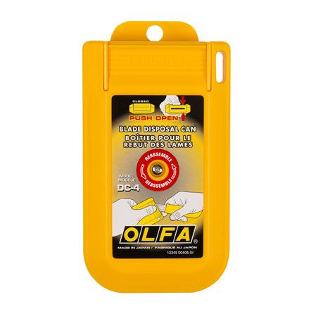 OLFA DC-4 Re-usable Safety Can #1064415