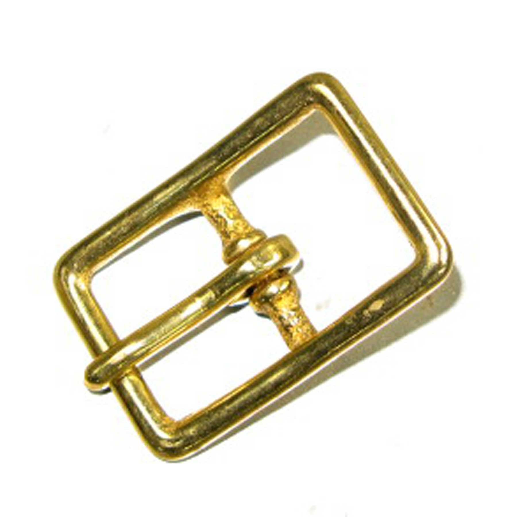Halter Buckle Solid Brass