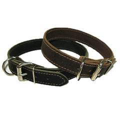 "Image of 18-70005 - 1"" Leather Dog Collar"