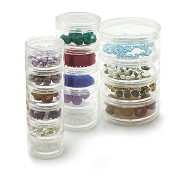 Image of 207A-012 - Screw-On Stackable Container