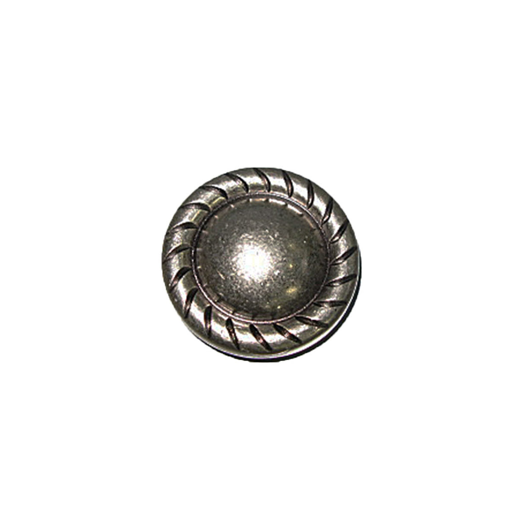 "Round Concho 1"" (25mm) 203177"