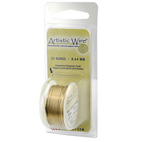 20g Artistic Wire 6 yards - 6 Colors