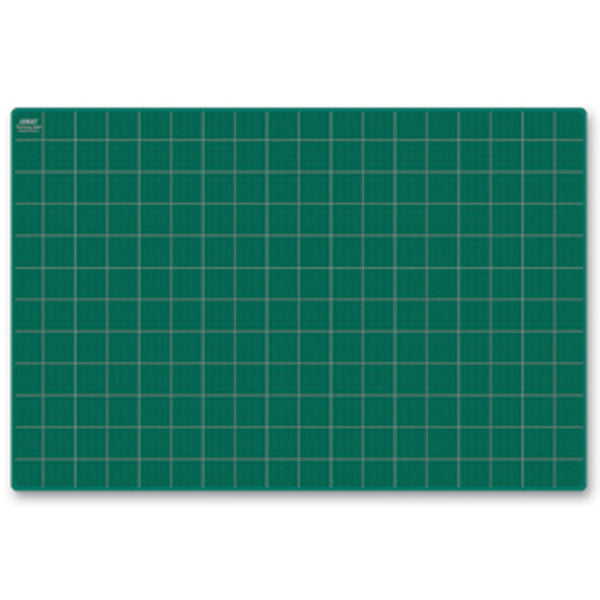 "OLFA (NCM-L) 24"" x 36"" Self-Healing Cutting Mat - Green #9832"