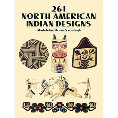 Image of 978-0-486-27718-9 - 261 North American Indian Designs