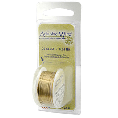 26g Non-Tarnish Brass 15 Yards
