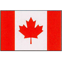 Image of 27-1199 - 3' X 5' Flag - Canada