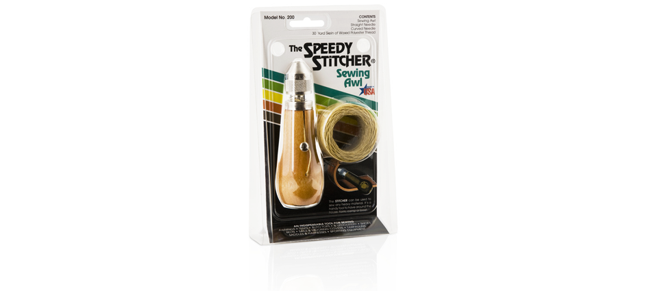 Speedy Stitcher Sewing Awl Display Pack T200