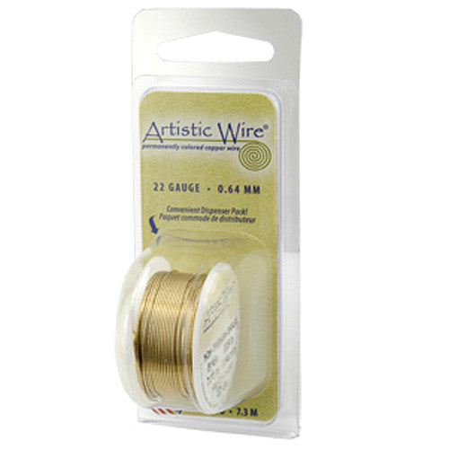 Image of AWD-28-NTB-15YD - 28g Non-Tarnish Brass 15 yards