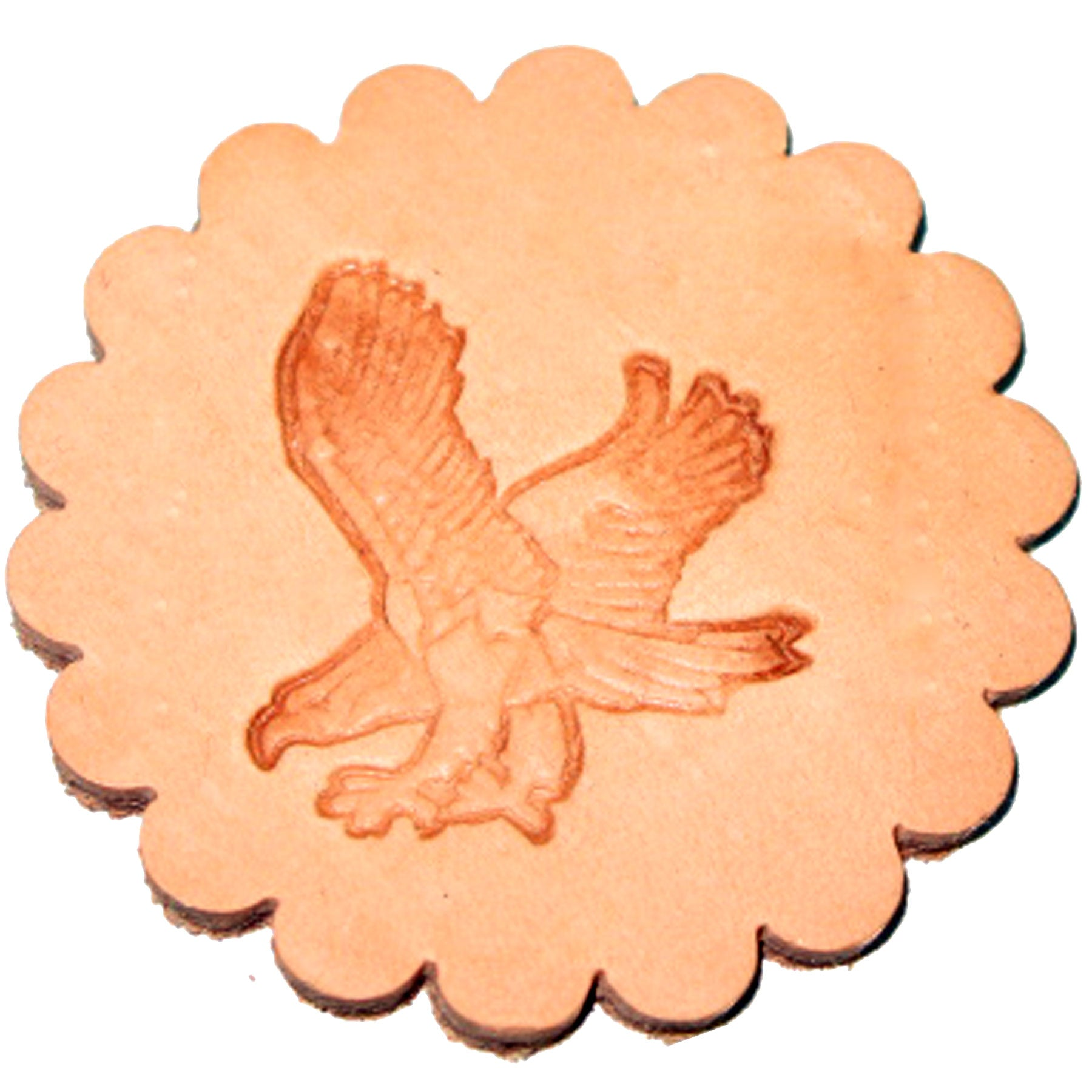 Eagle 3-D Leathercraft Stamp (Left) 88369-00