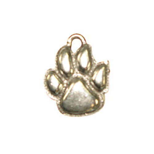 Claw Pendant - Antique Pewter - Lead Free