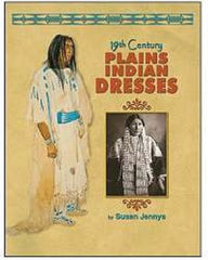 Image of 4105-053-900 - 19Th Century Plains Indian Dress Book
