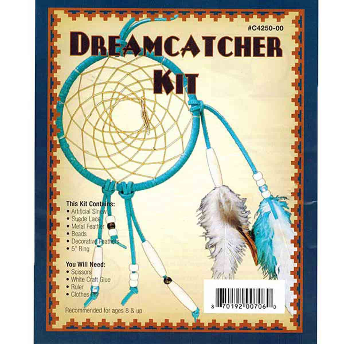 Dreamcatcher Kit 5""
