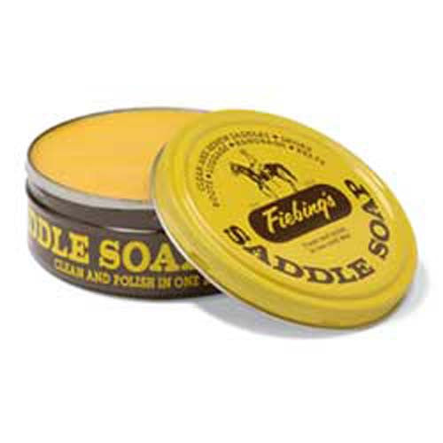Saddle Soap Tin 3.5oz Fiebings