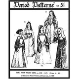 Image of 47-51 - Early Tudor Woman's Gowns #51