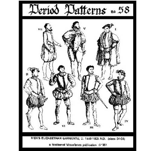 Men's Elizabethan Garments #58