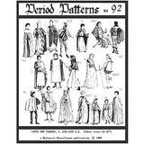 Image of 47-92 - Capes and Tabards #92