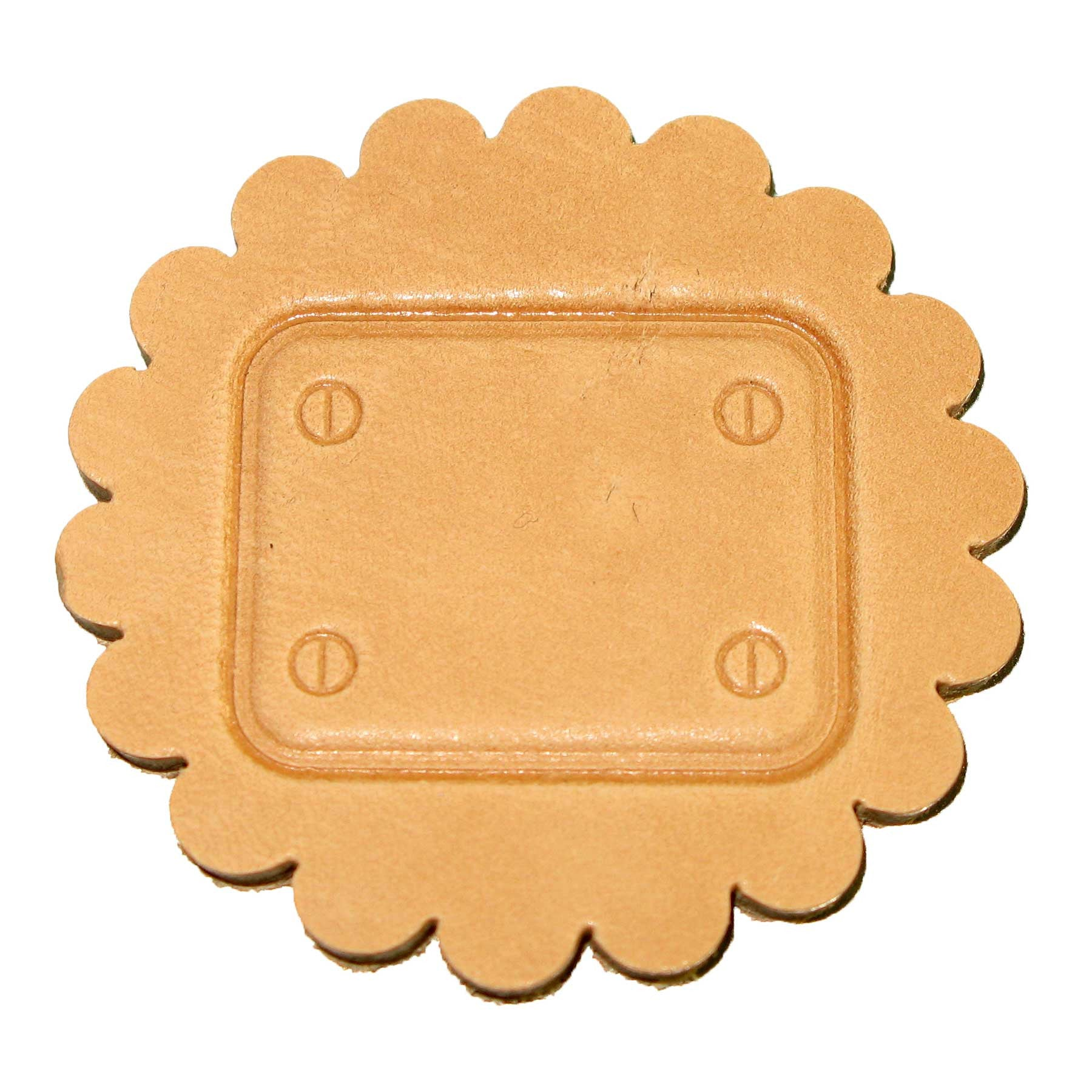 3-D Stamp Plate Leathercraft 8662-00