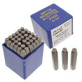 "Image of 74550002 - 4mm 5/32"" Metal Stamp Set"