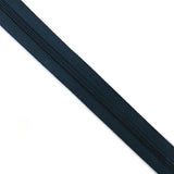 #5C YKK Nylon Zipper Tape By The Yard - 2 Colors