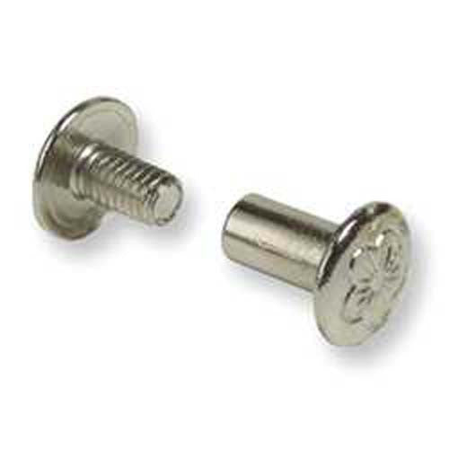 Decorative Screw Post 1/4""
