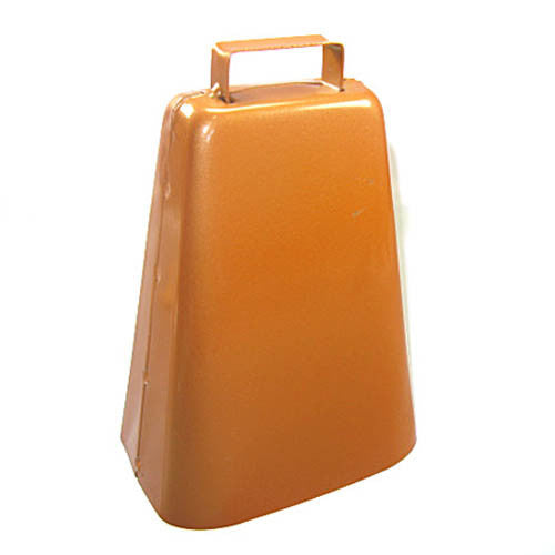 "Image of 61-10 - 7-1/2"" Kentucky Cow Bell 0K"