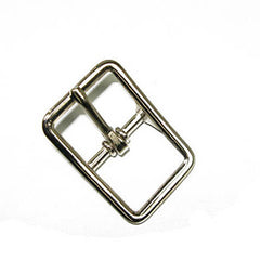 "Image of 61-1512-00 - Bridle Buckle 1"" Nickel Plated  1512-00"