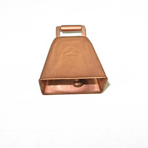 "2-1/2"" Long Distance Cow Bell With Roller Eye"