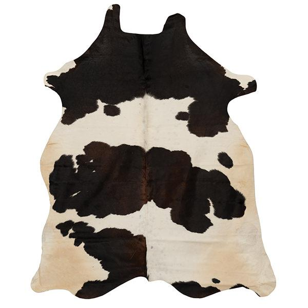 Hair on Cowhide - Black & White