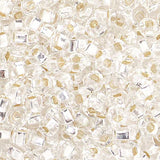 Image of 65401680 - 6/0 S/L Crystal Glass Seed Beads 40 Grams