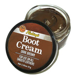 Fiebing's Boot Cream Polish 2.25 oz Jar for Smooth Grained Leather