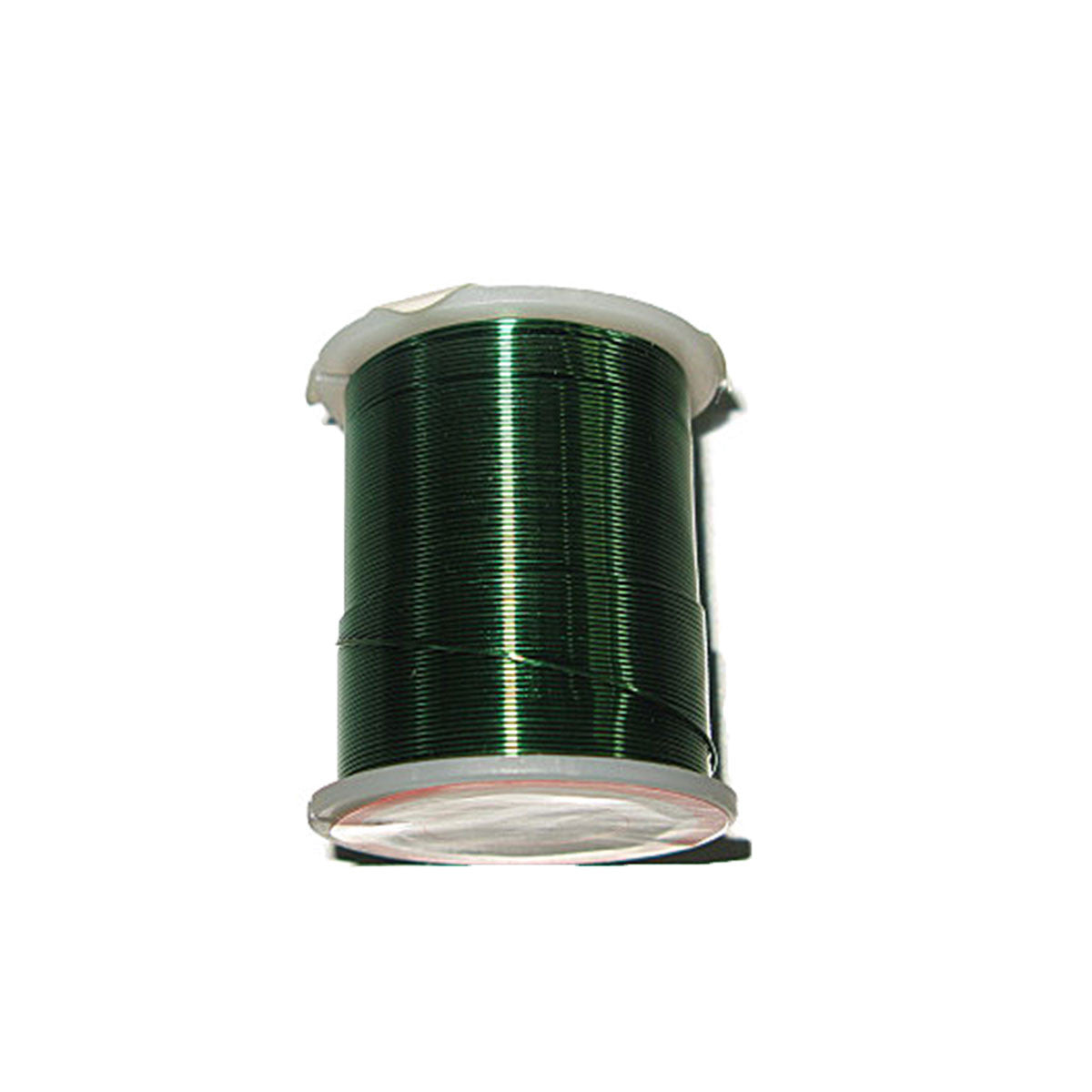 Green Copper Beading Wire 24 Yards - 26 Gauge