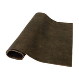 "Pre-Cut Aviator Style Cowhide Leather Project Piece 12"" x 24"" 3oz 1.2mm"