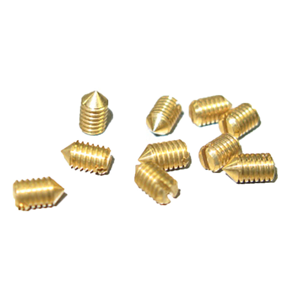 Belt Tip Replacement Screws 10 pack