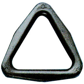 "1"" Nylon Triangle 10 Pack"