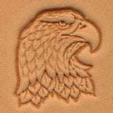 Image of 88344-00 - Eagle Head Craftool 3-D Stamp (Right) 88344-00
