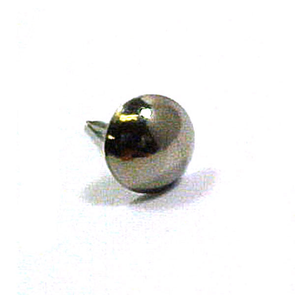 Upholstery Tacks French Nickel Large 100 pack