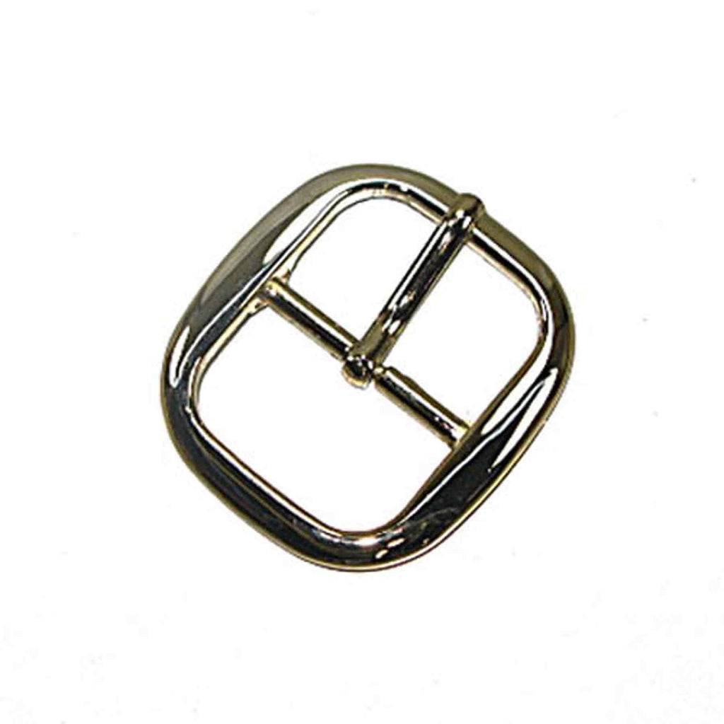 Econo Center Bar Buckle - 2 Sizes - 4 Colors