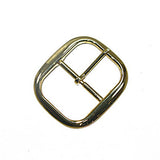 "1-1/2"" Center Bar Buckle - 2 Colors"