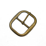 "Image of 97-1566-3 - 1-1/2"" Center Bar Buckle  - Antique Brass plated"