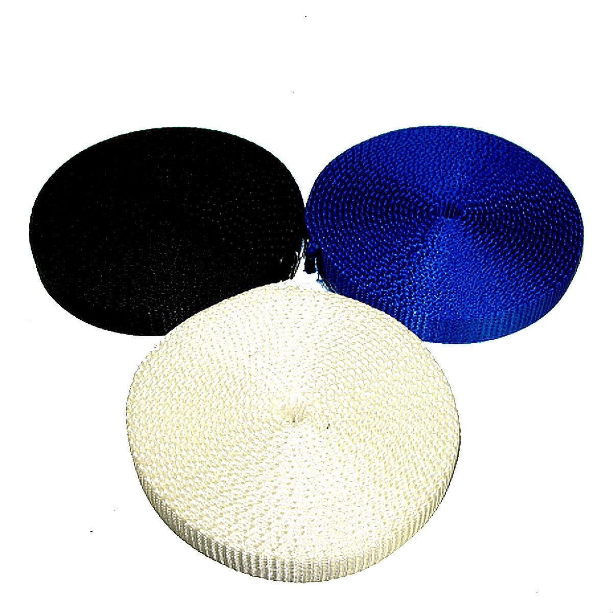 "5/8"" Nylon Webbing - 3 Colors Available"