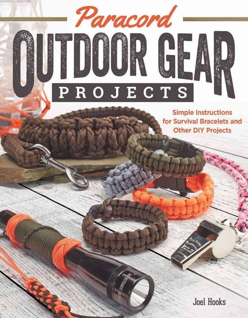 Paracord Outdoor Gear Projects