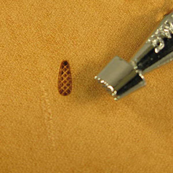 BW10 Backgrounder Leathercraft Stamp (A104)